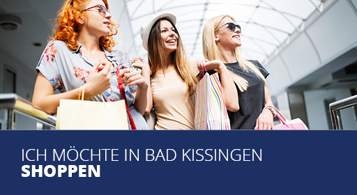 Shopping in Bad Kissingen