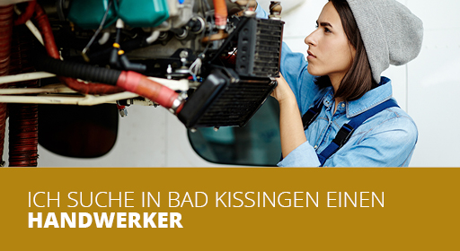 Handwerk in Bad Kissingen